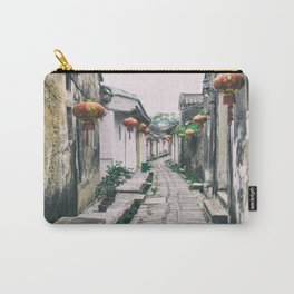 chinese ancient village Carry-All Pouch