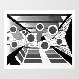 The Commons Art Print