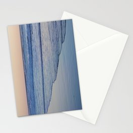 Sunset Ocean Stationery Cards