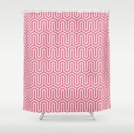 Geometric seamless islamic pattern Shower Curtain