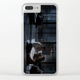 Fifty Shades Darker Clear iPhone Case