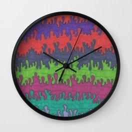 Instillation 1 Wall Clock