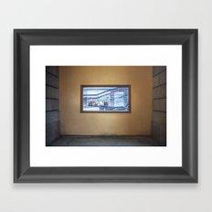 Frame.  Framed Art Print