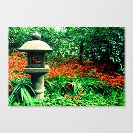 Japanese Tea Garden Canvas Print