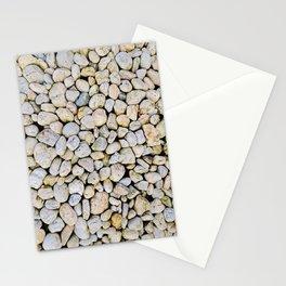 Stones pattern Stationery Cards