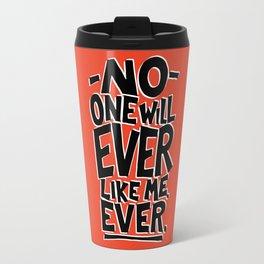 Ugly Thought No 3 Travel Mug