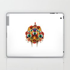 The All Seeing Cat Laptop & iPad Skin