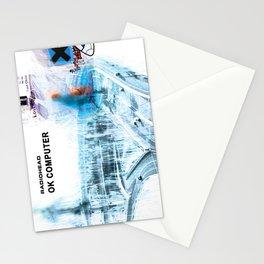 Ok computer Stationery Cards
