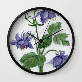 Remembrance Wall Clock