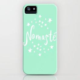 Namaste iPhone Case