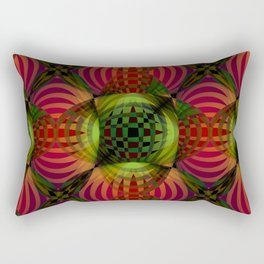 Strawberry Patch, 2190m Rectangular Pillow
