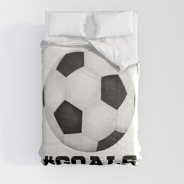 #Goals Comforters