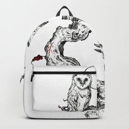 Three Birds Backpack