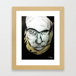 ASP#4 Framed Art Print