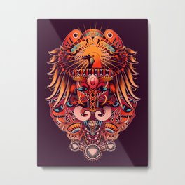 The Beauty of Papua Metal Print