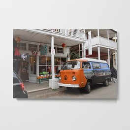 I found love in Locke California Metal Print