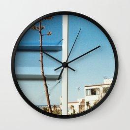 Portuguese Vibes Wall Clock