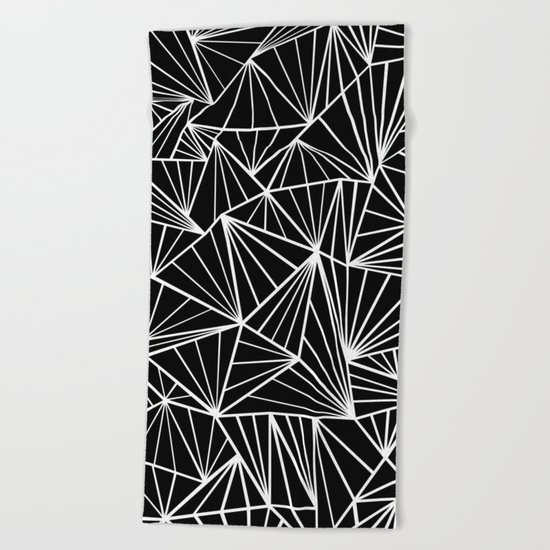 Ab Fan #2 Beach Towel