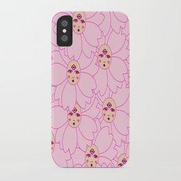 Lurkers Berry Bush iPhone Case