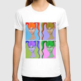 Jody Collage I T-shirt
