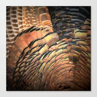 turkey Canvas Prints featuring Turkey by Nichole B.