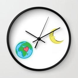 Love Cute Gift Wall Clock