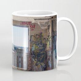 Abandoned Stockyard Coffee Mug