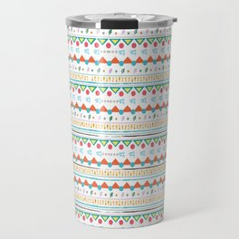 Maci pattern Travel Mug