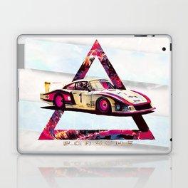 """Porsche 935/78 """"Moby Dick"""" // Le Mans Race Cars Laptop & iPad Skin"""