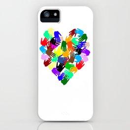 World Brotherhood iPhone Case