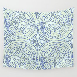 notting hill blues Wall Tapestry