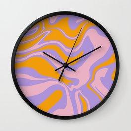 Mod Marble Design Wall Clock