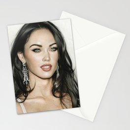Megan Fox Stationery Cards