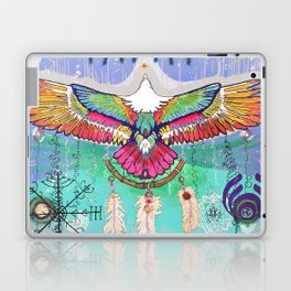 Flying Eagle Laptop & iPad Skin