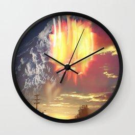 elated Wall Clock