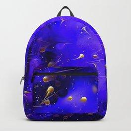Cosmic Deep Blue-Purple Backpack