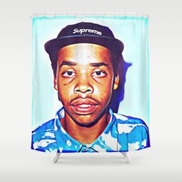 Earl Sweatshirt Shower Curtain