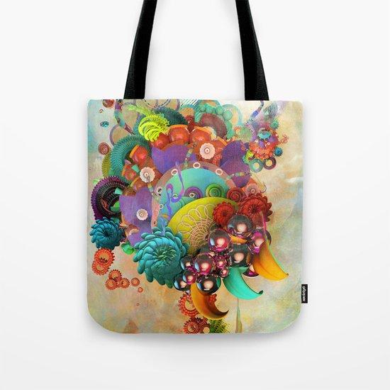 Flute Fruit Tote Bag