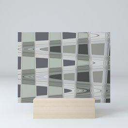 Silver Streak Mini Art Print