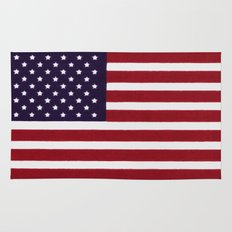 Stars & Stripes flag, Painterly