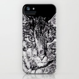 Chairman Meow iPhone Case