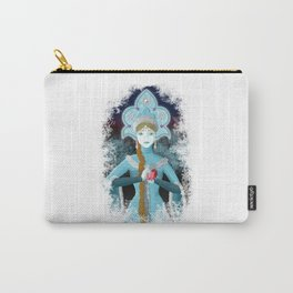 Snow Maiden Carry-All Pouch