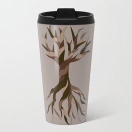 Twisted Tree Travel Mug