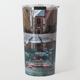 Urban reflections Travel Mug