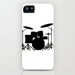 Drum Kit iPhone Case