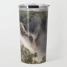 Barron Falls in Queensland Travel Mug