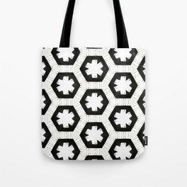 Moroccan Tile Tote Bag