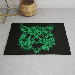 Kitty Witches Rug