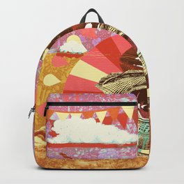 AFTERNOON PSYCHEDELIA REDUX Backpack