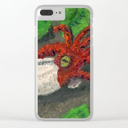 The Hatchling Clear iPhone Case